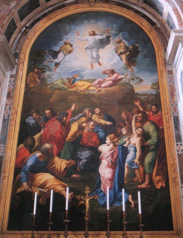 собор святого петра, базилика сан пьетро, ватикан, соборы рима, базилики рима, достопримечательности рима, рафаэль, рафаэль санти, знаменитые картины