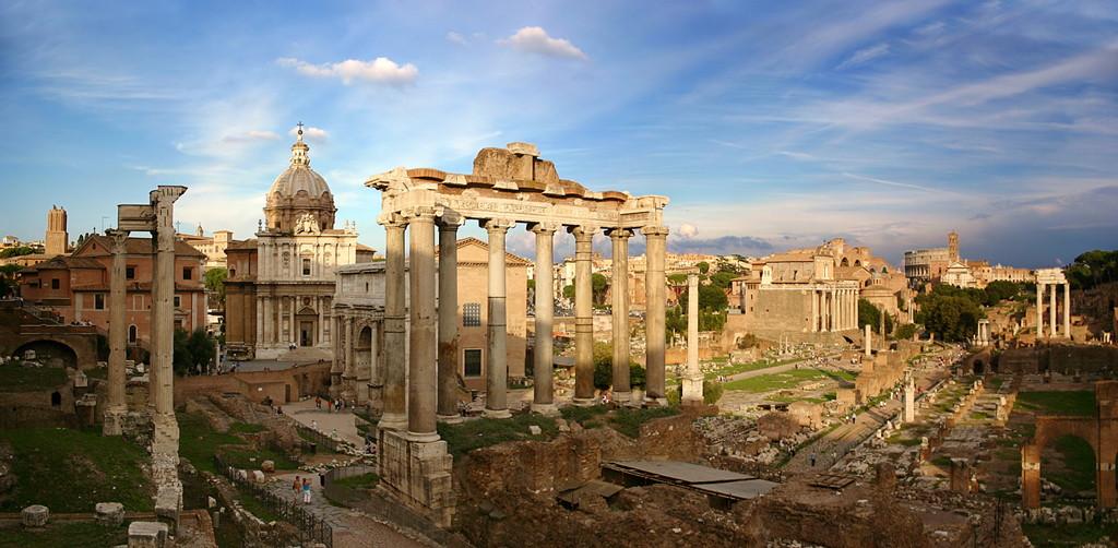 Смотровые площадки Рима, обзорные площадки Рима