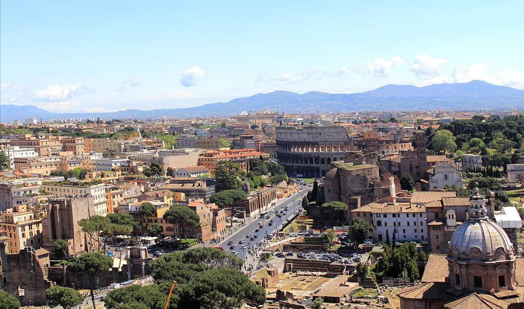 смотровые площадки рима, достопримечательности рима, рим, витториано, памятники рима, алтарь отечества