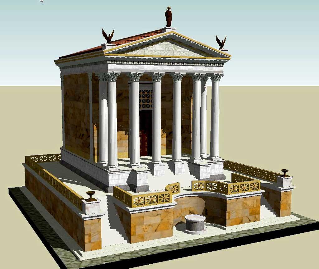 Храм Цезаря, Юлий Цезарь, древнейшие храмы рима,храмы рима, рим античный, достопримечательности рима, римский форум, древние храмы, римские руины