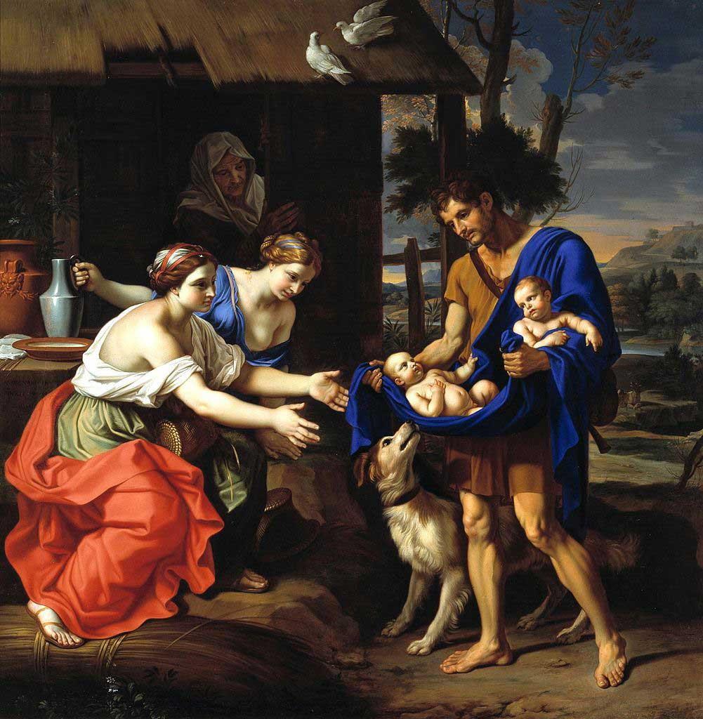 ромул и рем, легенда о ромуле и реме, фаустул, капитолийская волчица, римские близнецы, близнецы ромул и рем, основание рима