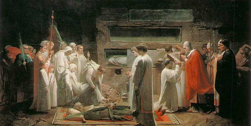 Катакомбы Рима: что хранят в себе неизведанные подземелья Вечного Города