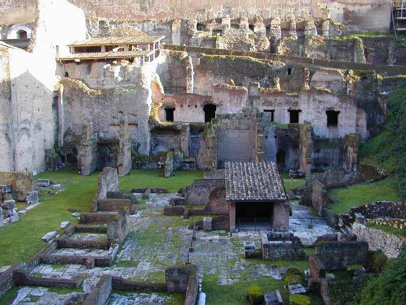 римский форум склады агриппы