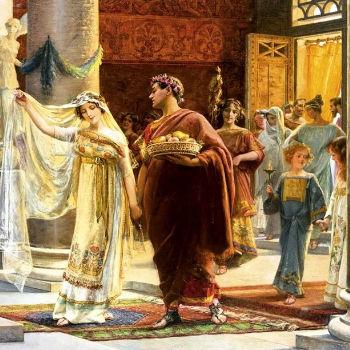 Брак в Древнем Риме - традиции и обычаи