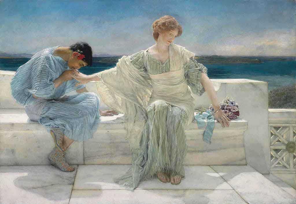свадьба в древнем Риме