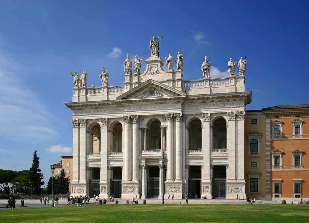 Базилика Сан Джованни ин Латерано , Латеранская базилика , сан джованни ин латерано