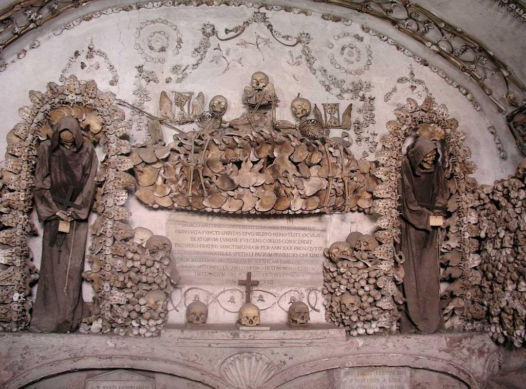 Крипта Капуцинов в Риме