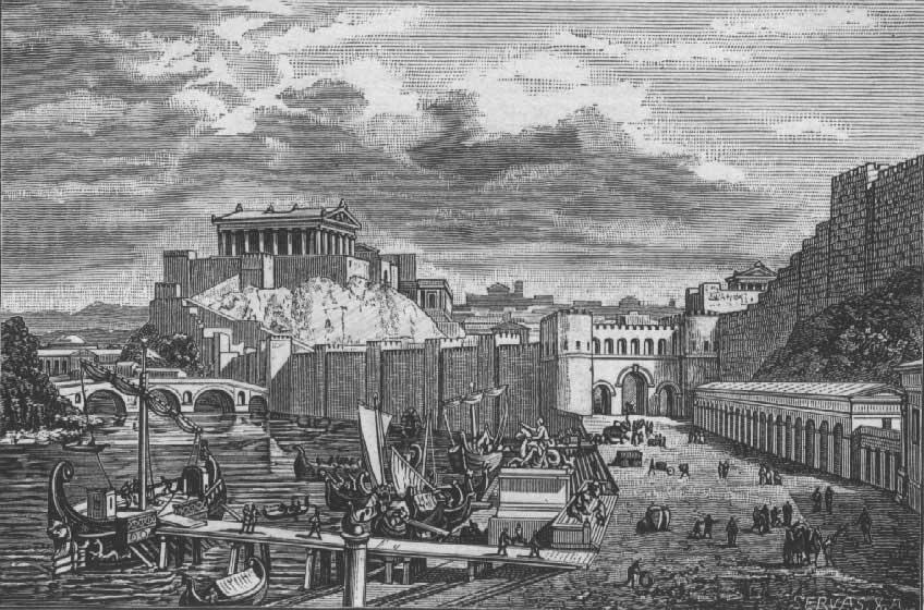 Холмы рима Капитолий Капитолийский холм основание Рима древний Рим