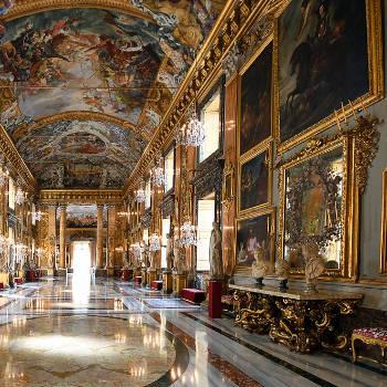 Палаццо Колонна и Галерея Колонна