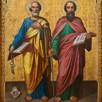 Праздник апостолов Петра и Павла – святых покровителей Рима