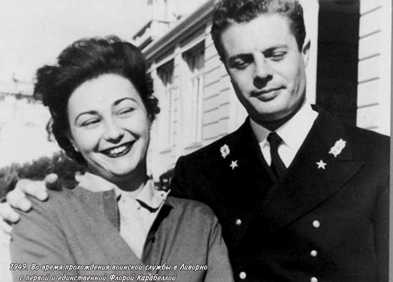 Марчелло Мастроянни биография итальянское кино