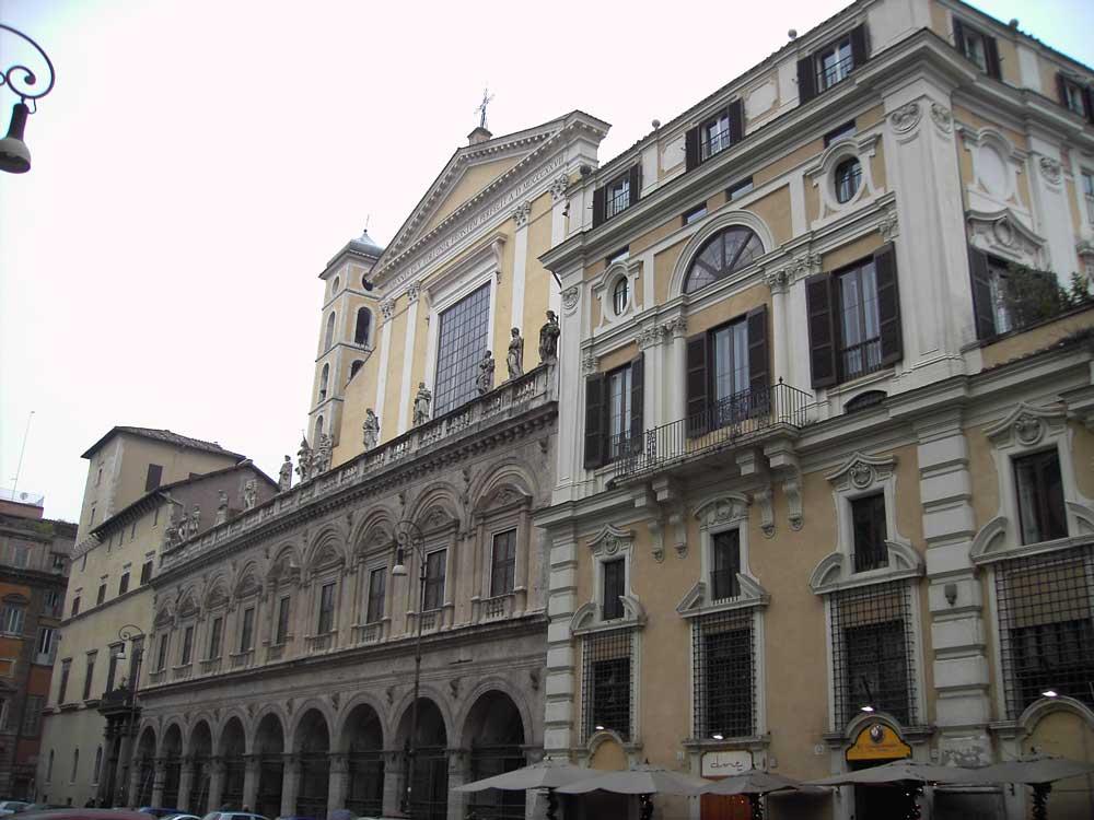 палаццо дворец колонна рим, художественная галерея рима