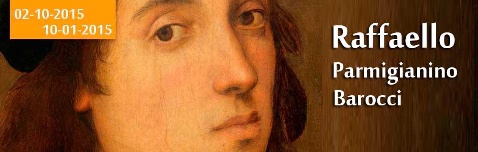 Raffaello, Parmigianino, Barocci. Dialettiche dello sguardo e metafore della visione