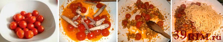 кухня итальянская паста скумбрия рецепты итальянской кухни