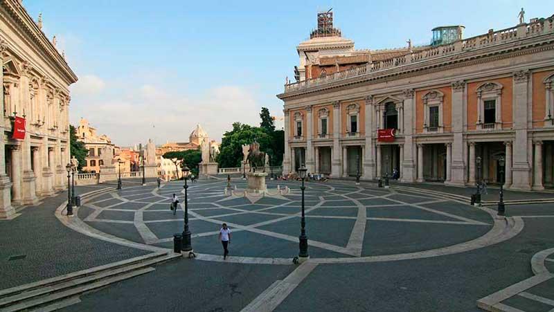 достопримечательности Рима, капитолий, капитолийские музеи