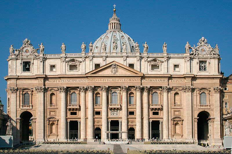 достопримечательности Рима, Ватикан