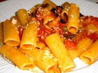 Паста алла Путтанеска / Pasta alla puttanesca