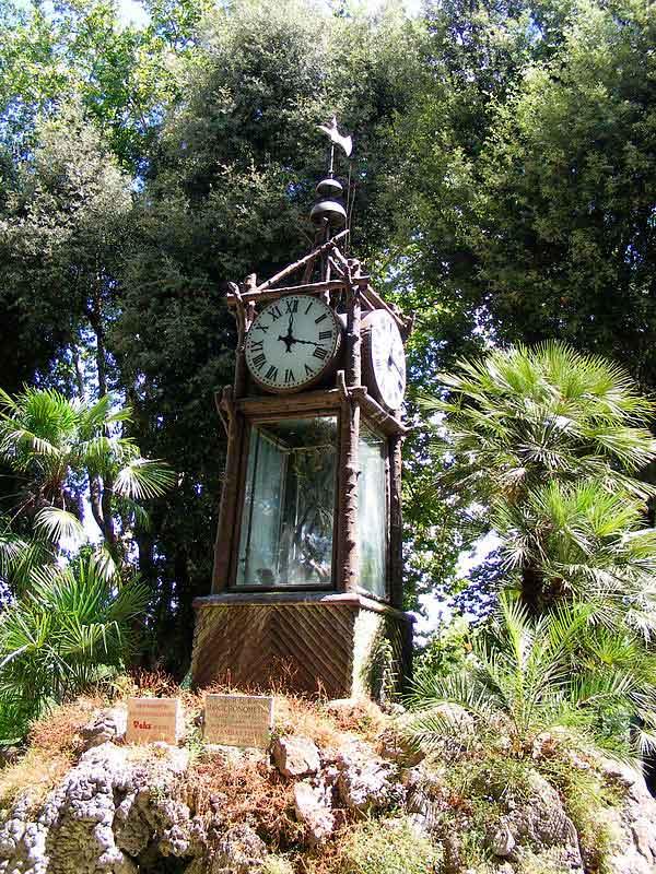 Водяные часы холм Пинчо рим фото достопримечательности рима куда сходить в риме