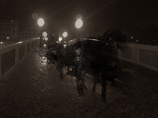 знаменитые призраки рима