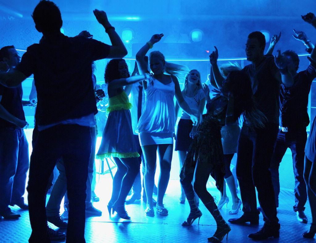 дискотеки ночные клубы рима