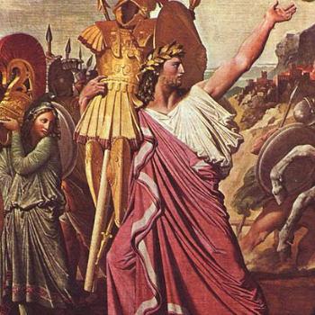 Ромул – основатель и первый царь Рима