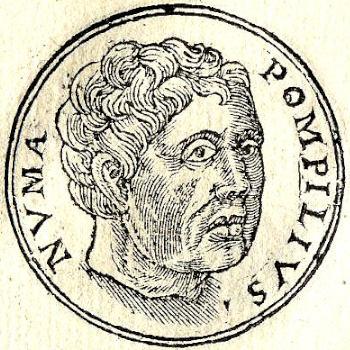 Нума Помпилий – второй царь древнего Рима