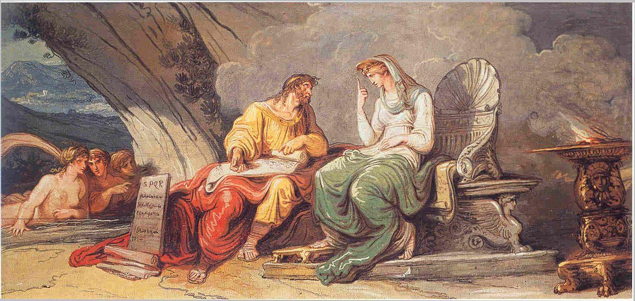древнеримские правители цари древнего рима список нума помпилий