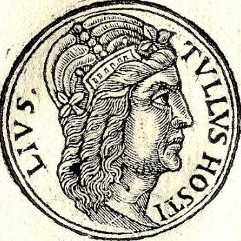 Третий древнеримский царь Тулл Гостилий