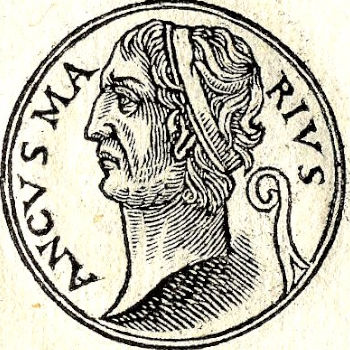Анк Марций – четвертый царь Рима