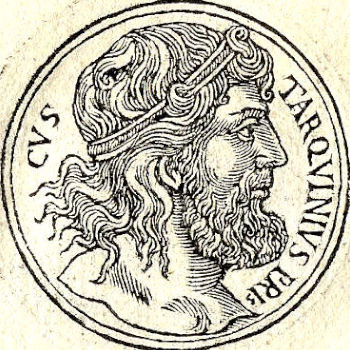 Луций Тарквиний Древний – пятый древнеримский царь