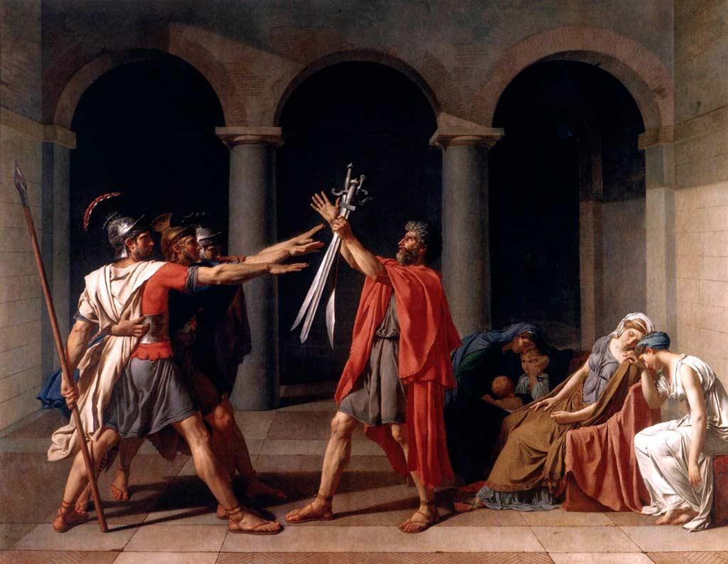 horatii-oath