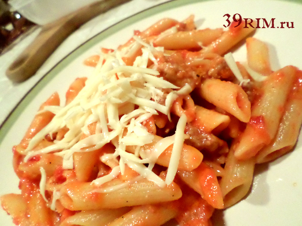 итальянская паста кухня пошаговые рецепты приготовления простые блюда итальянской кухни мясной томатный соус