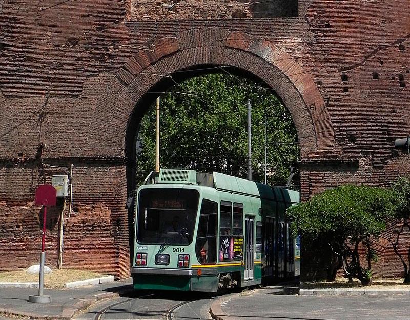 что сделать куда пойти в риме экскурсии рим маршрут трамвай 19