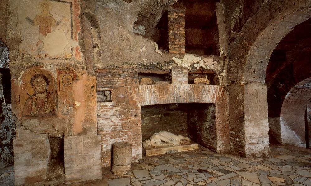 что сделать куда пойти в риме подземелья рима катакомбы подземный рим вечный город фото