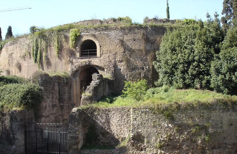 главные достопримечательности Рима вечный город что посмотреть куда сходить история рима мавзолей августа римский император октавиан август ливия друзилла