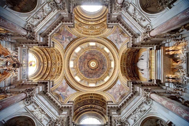 достопримечательности церкви базилики рима эпоха возрождения что посмотреть куда сходить в риме интересные места красивые фото рима