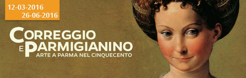 Корреджо и Пармиджанино. Пармское искусство 16 века на выставке в Риме