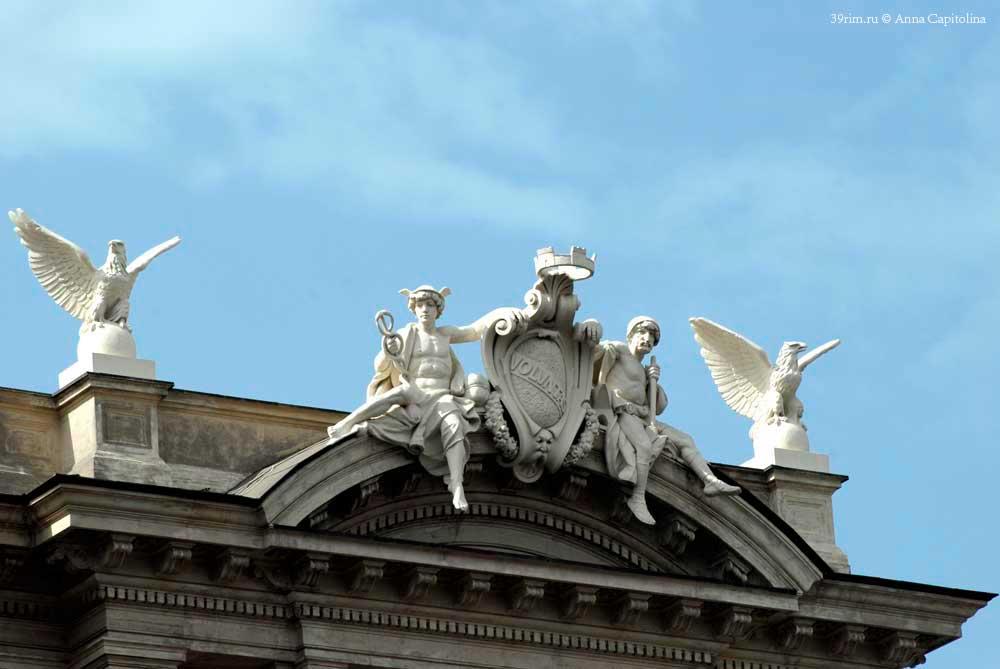 красивые фото рима достопримечательности рима пешком за один день виа национале национальная улица рим архитектура вечный город улицы здания