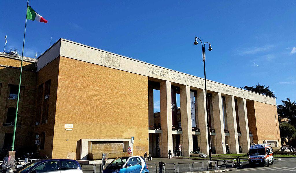 главные достопримечательности Рима вечный город что посмотреть куда сходить история рима ла сапьенца самый старый университет