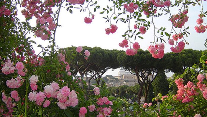 главные достопримечательности Рима вечный город что посмотреть куда сходить история рима розетто римский розарий романтический