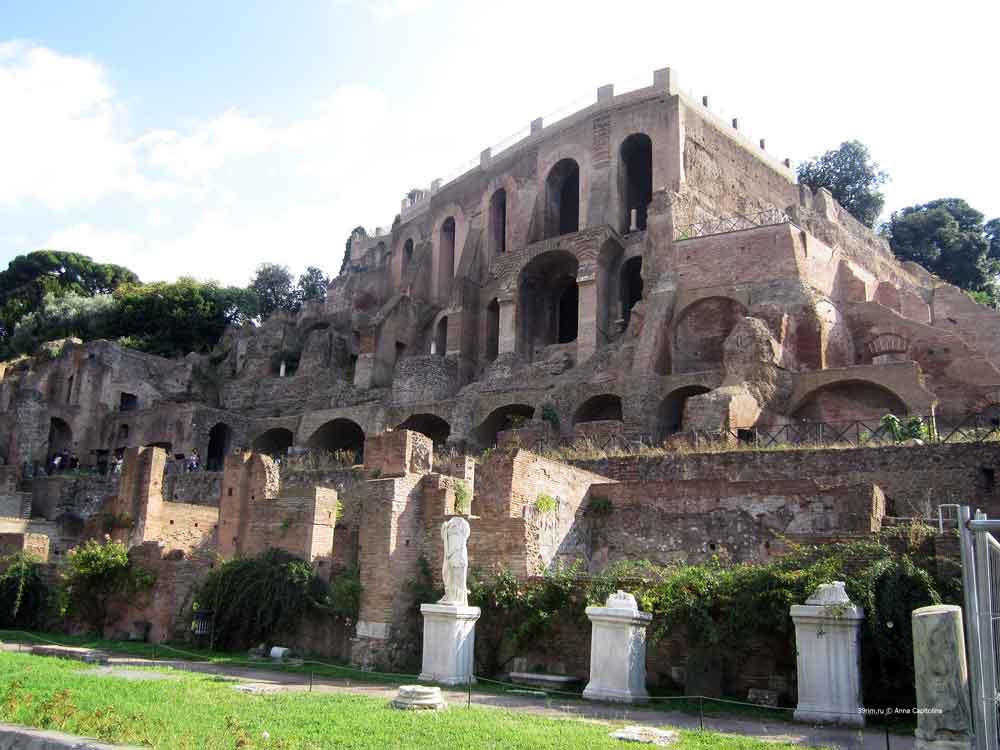 Палатин Рим Италия