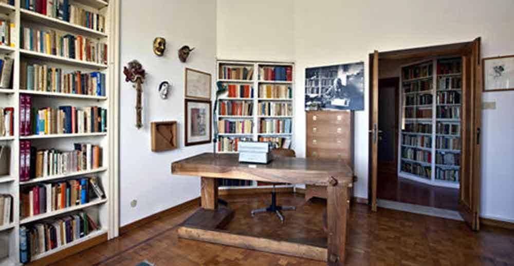 дом-музей альберто моравиа рим