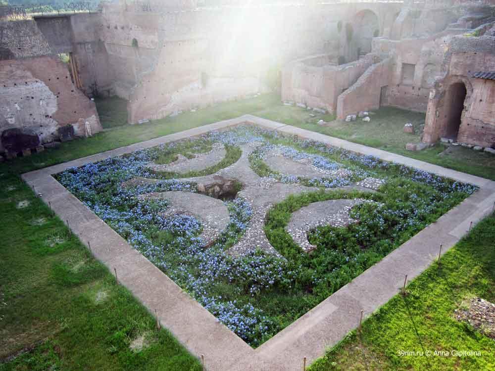 домус_августа палатин рим