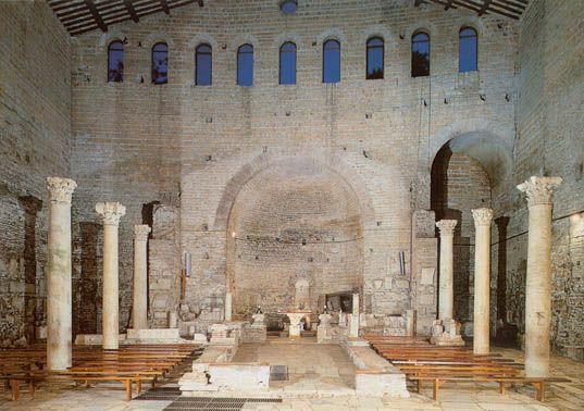 рим катакомбы домитилла Catacombe-di-Santa-Domitilla