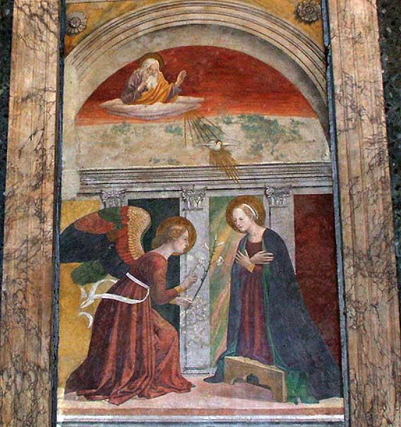 пантеон фрески