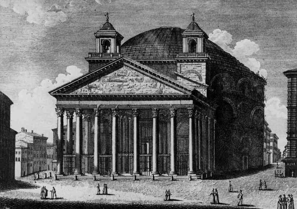 Пантеон , pantheon