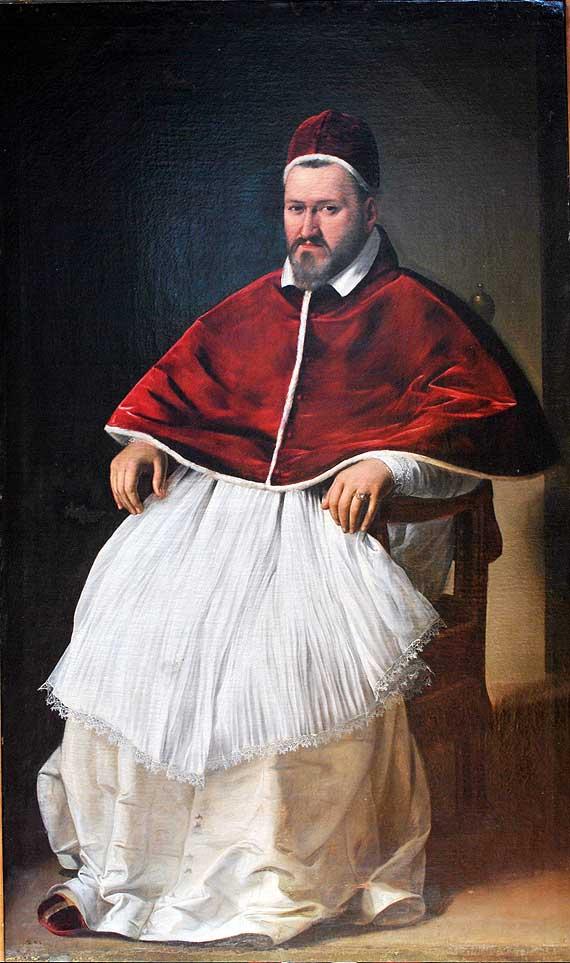 Папа_павел_V