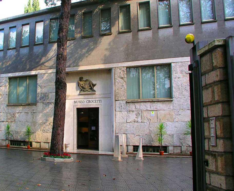 музей_венанцо_крочетти_рим , museo_venanzo_crocetti , дом-музей_крочетти