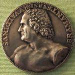 итальянский архитектор скульптор художник эпоха возрождения великие мастера рим  в риме донато браманте медаль