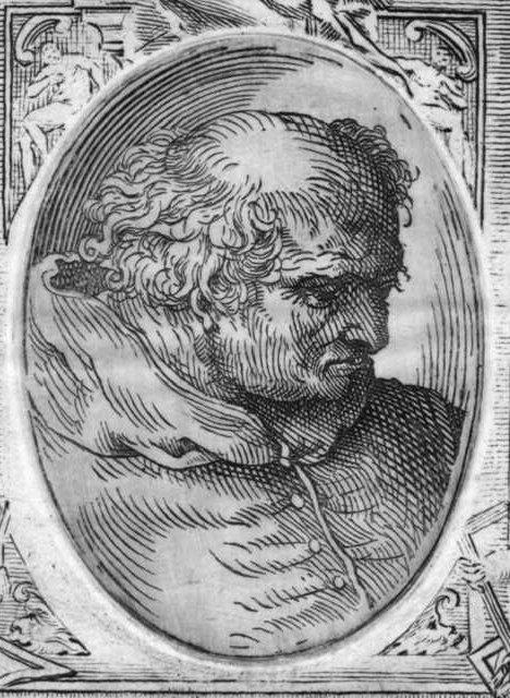 Донато Браманте итальянский архитектор скульптор художник эпоха возрождения великие мастера рим  в риме
